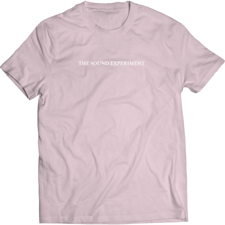 The Sound Experiment T-Shirt (Pink)