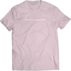 The Sound Experiment Women's T-Shirt (Pink)