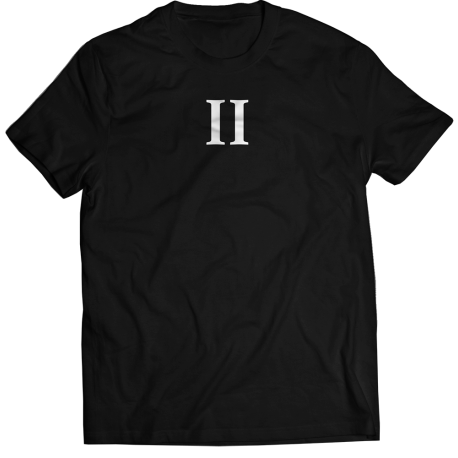 II T-Shirt (Black)