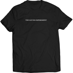 The Sound Experiment Women's T-Shirt (Black)