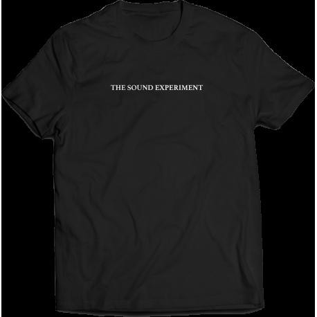 The Sound Experiment Women's T-Shirt (Black)