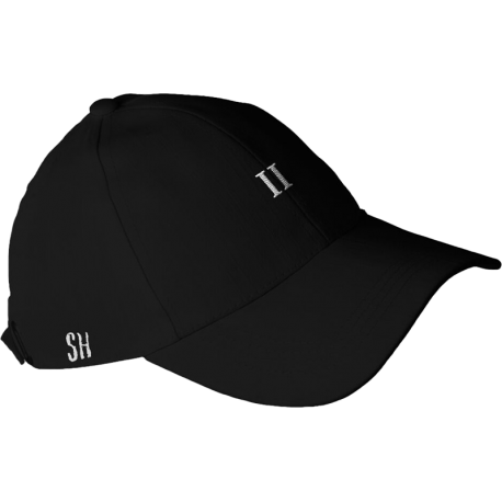 II Hat (Black)