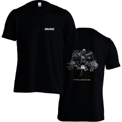 Broke T-Shirt (Black)