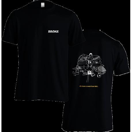 Broke T-Shirt (Black)