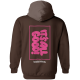 It's All Good Pink hoodie